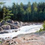 Riviere Oureau Rapids