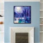 Moonlit Frost